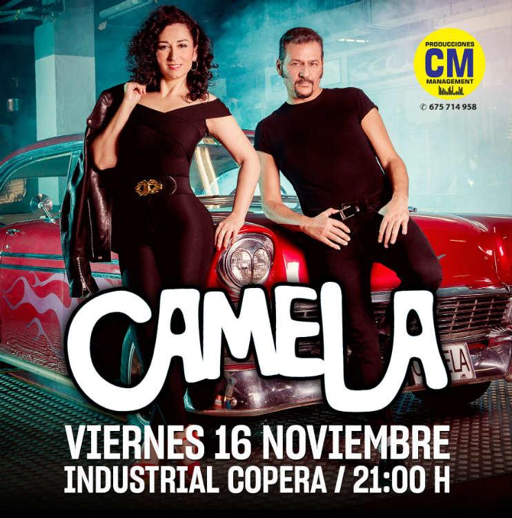 Camela - Industrial Copera (16/11/18)