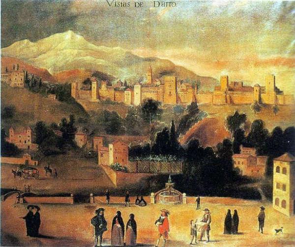 Casa de las Chirimias Granada