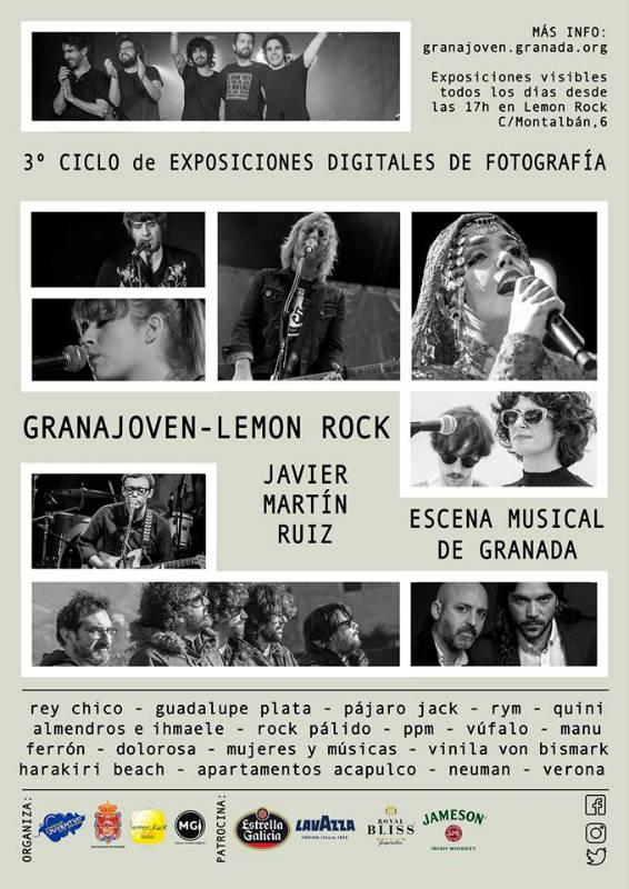 3º Ciclo Exposiciones Digitales de Fotografía Lemon Rock (18/10/18)