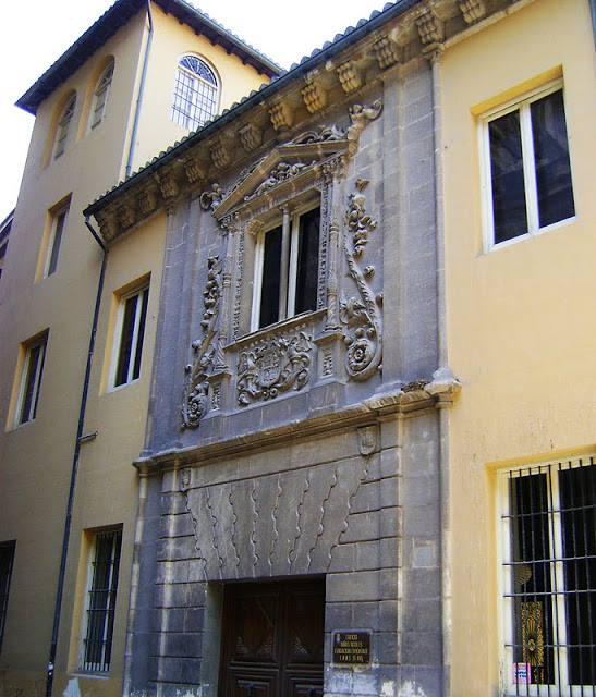 Colegio de Niñas Nobles Granada