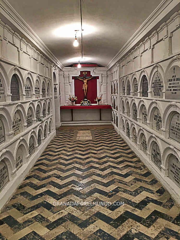 La Cripta Subterránea de la Catedral de Granada