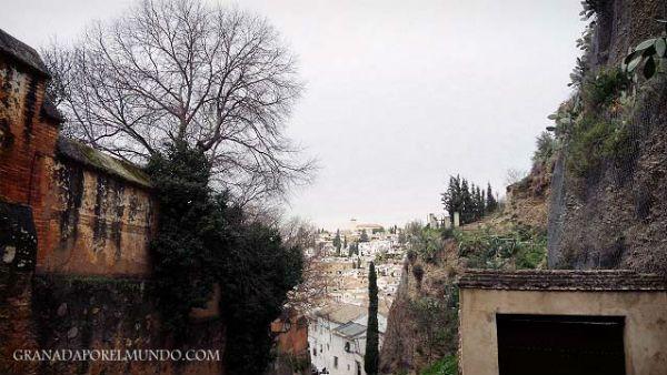 Cuesta de los Chinos. Granada