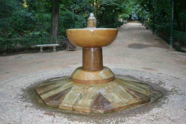 El Bosque de la Alhambra Granada