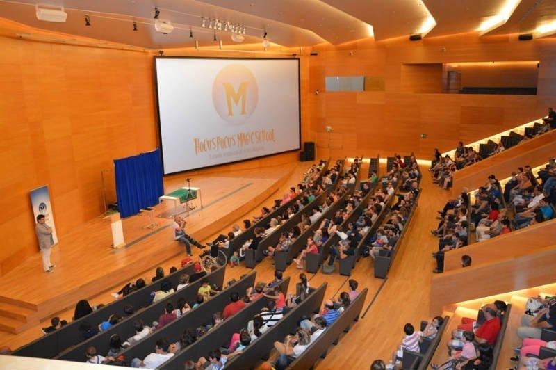 Escuela Andaluza de Artes Mágicas - Parque de Las Ciencias (20,21/10/18)