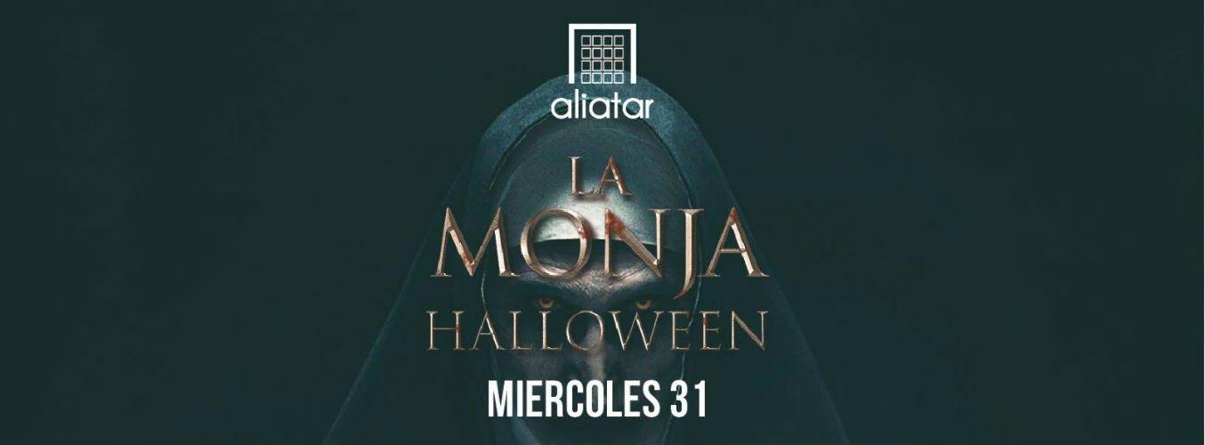 Halloween La Monja 2018 - Sala Aliatar