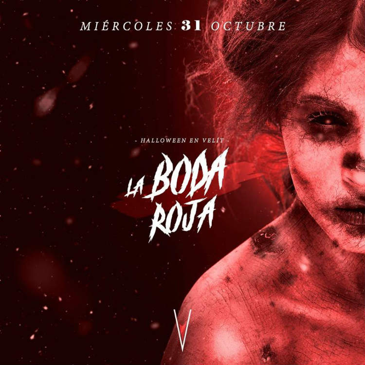 Halloween Velit Granada 2018