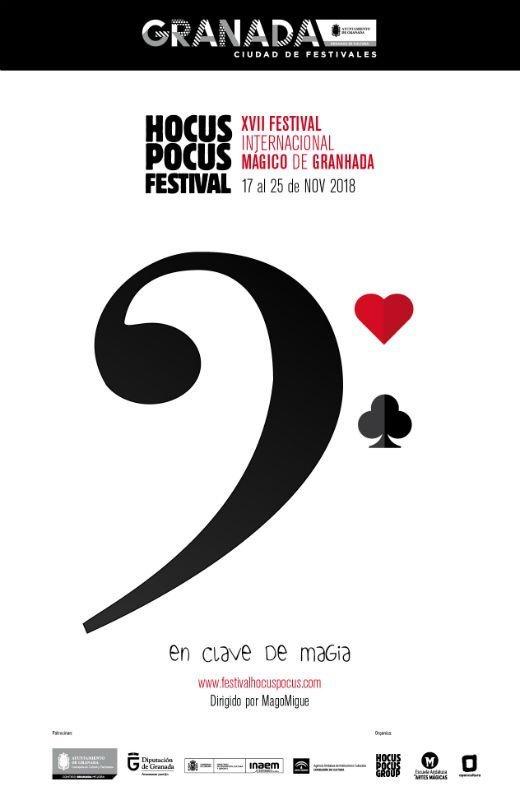 Hocus Pocus Festival Granada 2018