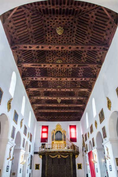 Iglesia de San Pedro y San Pablo Granada