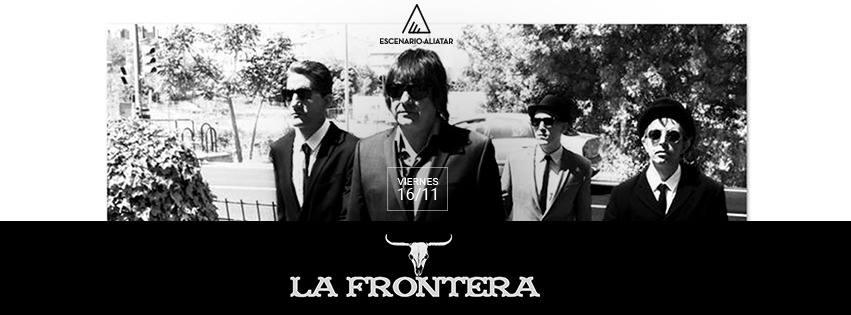 La Frontera - Sala Aliatar (16/11/18)