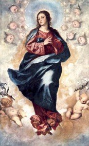 La Inmaculada Concepción, 1648, obra maestra de su pintura.