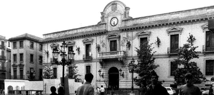 La Plaza del Carmen en 1980