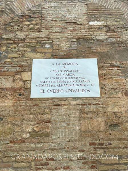 La Puerta del Vino Alhambra Granada