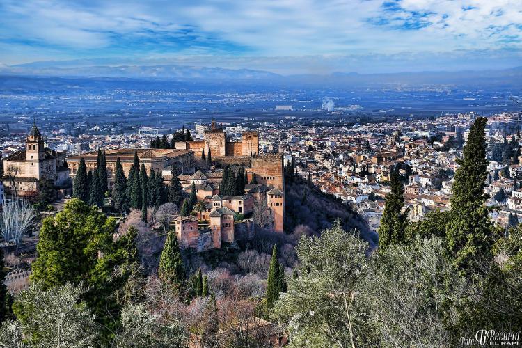 La Silla del Moro Granada. Foto de Rafa G Recuero