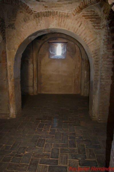 La Torre Del Homenaje. Alhambra.