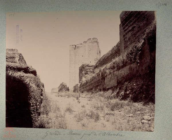 La Torre Del Homenaje. Alhambra