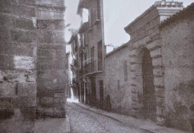 La antigua cárcel de Granada. Cárcel Baja
