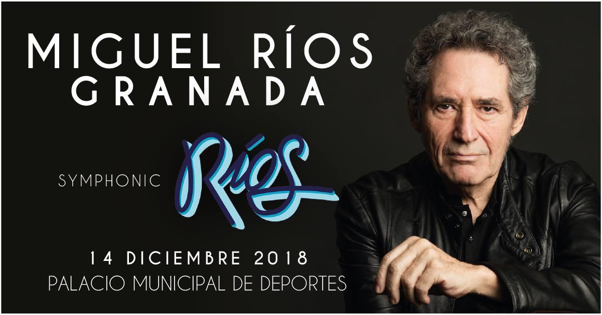 Miguel Ríos Symphonic - Palacio de Deportes (14/12/18)