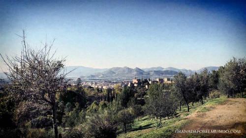 Mirador de Alixara. Granada