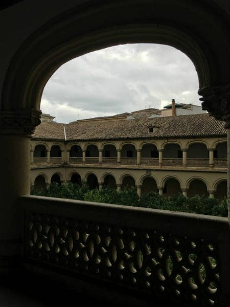 Monasterio de San Jeronimo Granada