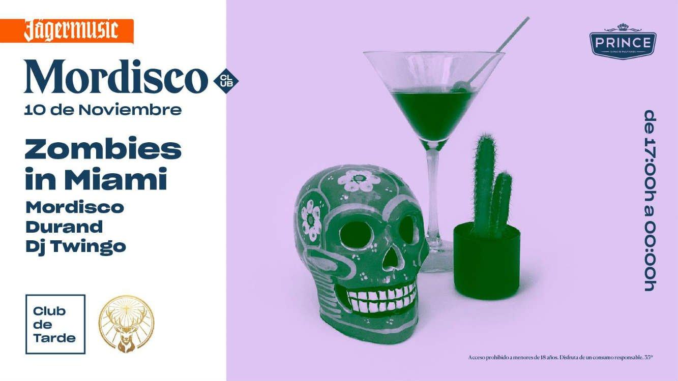 Mordisco Zombies in Miami - Sala Prince (10/11/18)