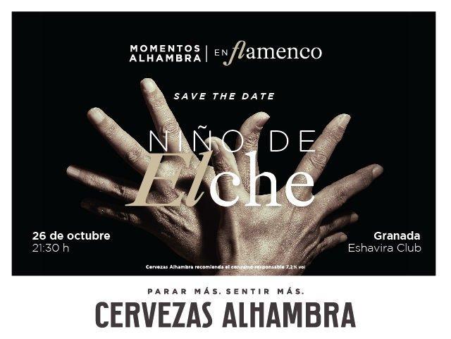 Niño de Elche - Eshavira Club (26/10/18)