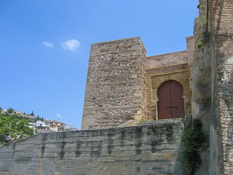 Puerta de Monaita Granada