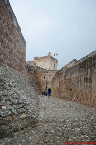 Puerta de las Armas Alhambra Granada
