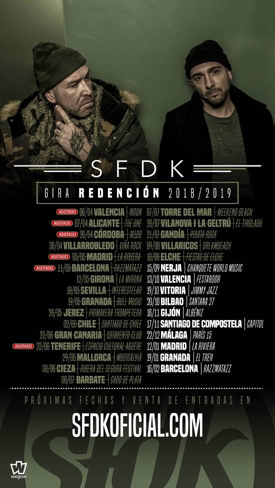 SFDK - Sala El Tren (19/01/19)