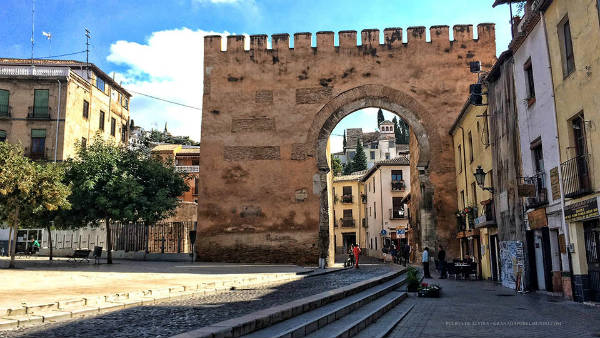 Torres y Puertas de Granada