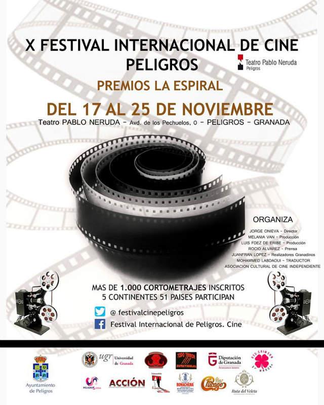 X Festival Internacional de Cine Peligros 2018
