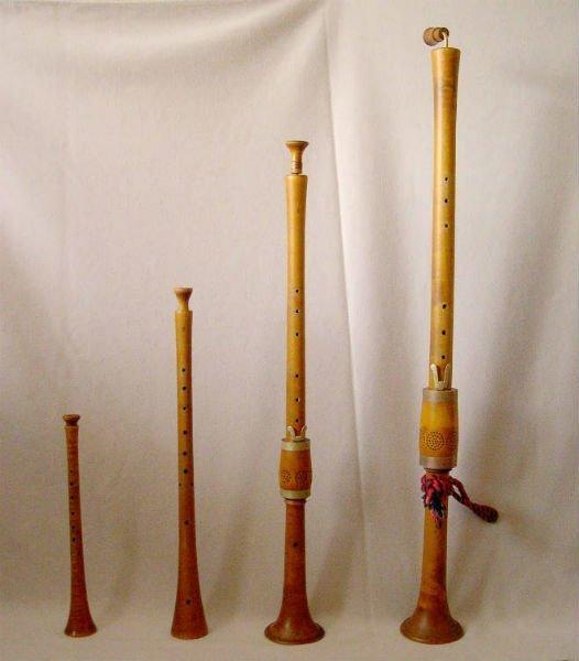 chirimias instrumento
