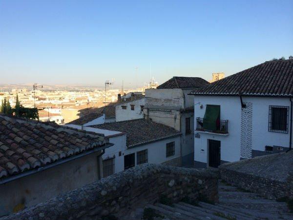 Lavadero de la Puerta del Sol, Realejo, Granada