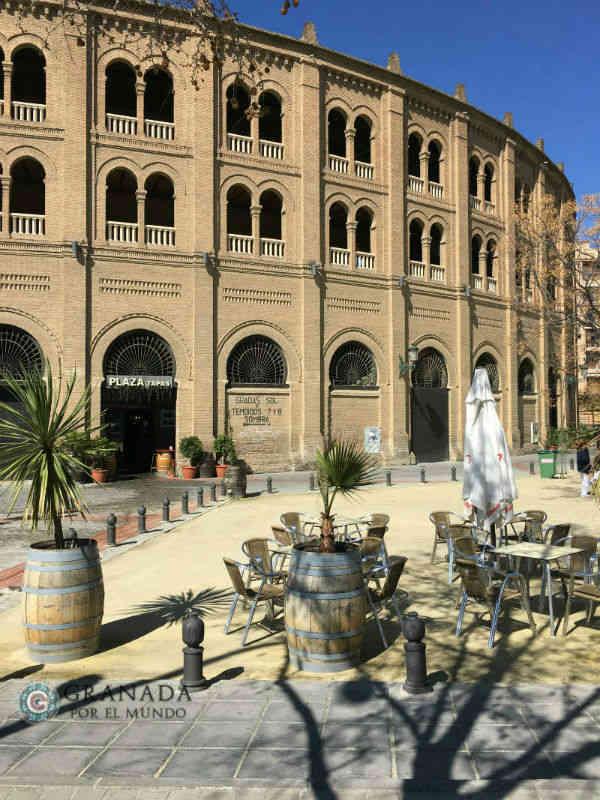 plaza de toros granada