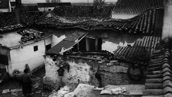 Los dos terremotos más grandes de Granada
