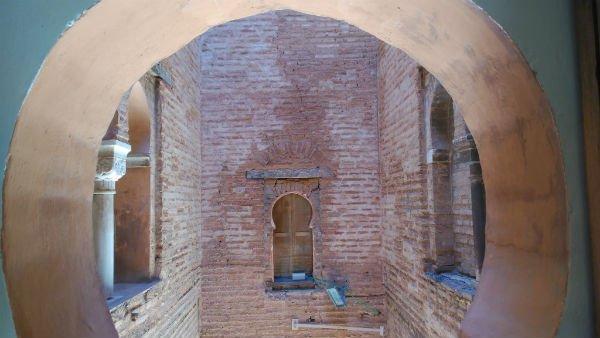 BAB AL-SHARÍA. La Torre Habitada. Puerta de la Justicia. GRANADA