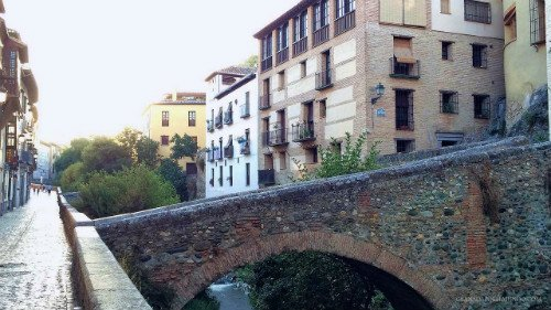 Carrera del Darro. Granada
