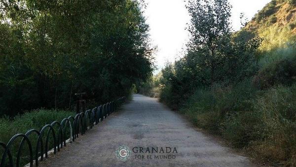 Camino de la Fuente de la Bicha. Granada por el Mundo.