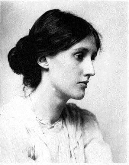 Granada en 1905 y Virginia Woolf
