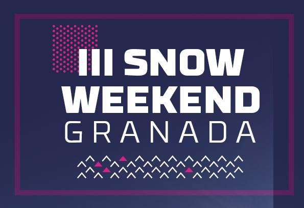 III Snow Weekend Granada 2018