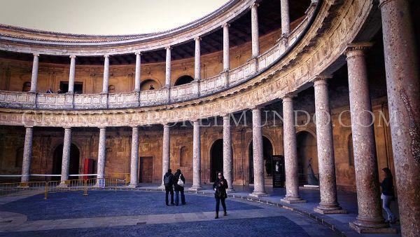 La Alhambra y el Generalife Granada