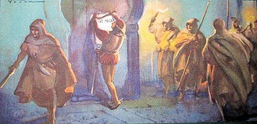 Hernán Pérez del Pulgar. AVE MARIA. Fuente revista La Soga.