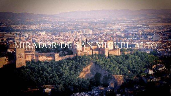 Mirador San Miguel Alto Granada