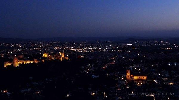 Mirador de San Miguel Alto Granada