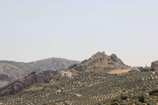 Moclín la última frontera Nazarí
