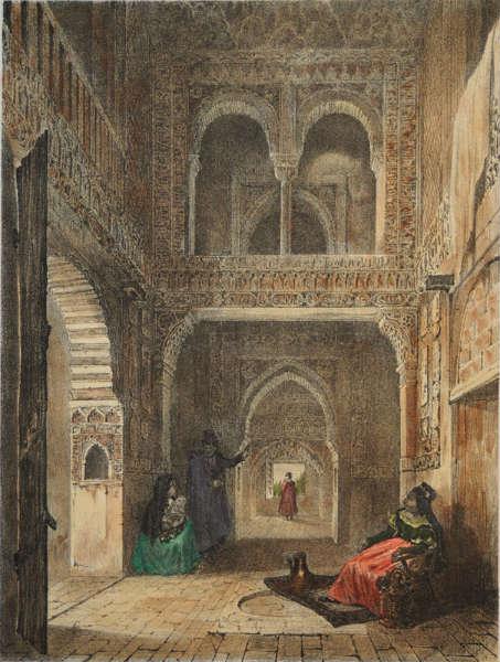 Los Constructores de la Alhambra
