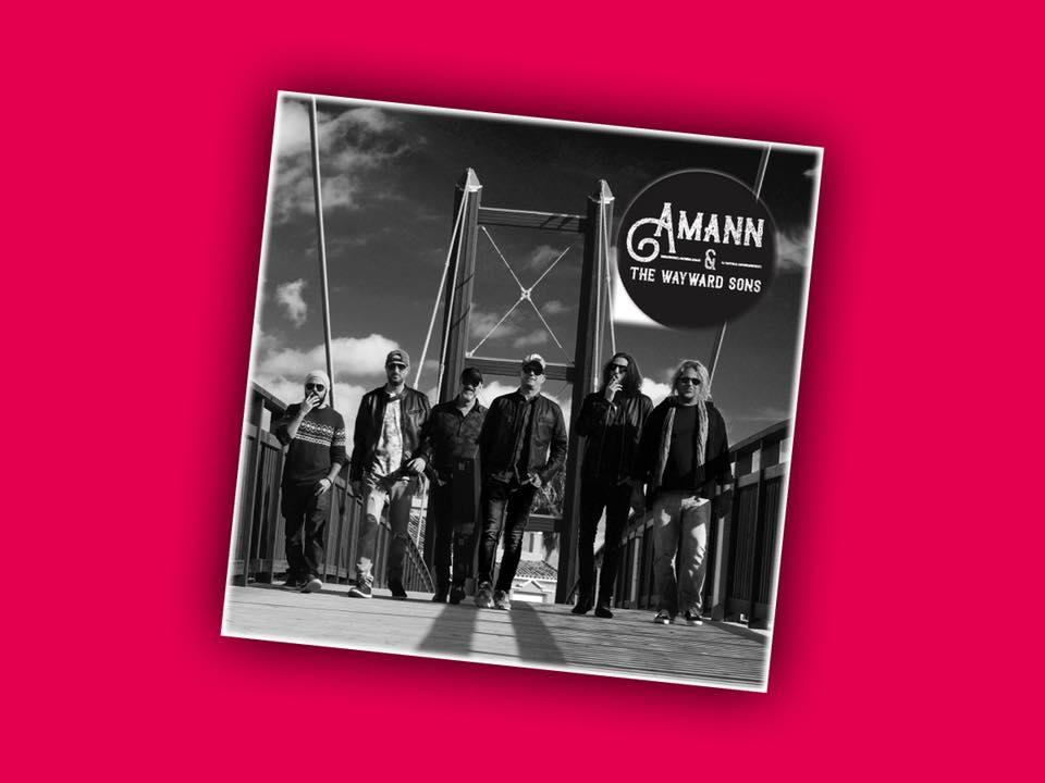 Amann & The Wayward Sons - Planta Baja (29/11/18)