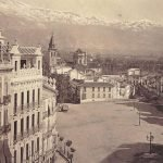 Acera del Darro. 1885-1890.