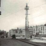 Acera del Darro. Finales de 1930