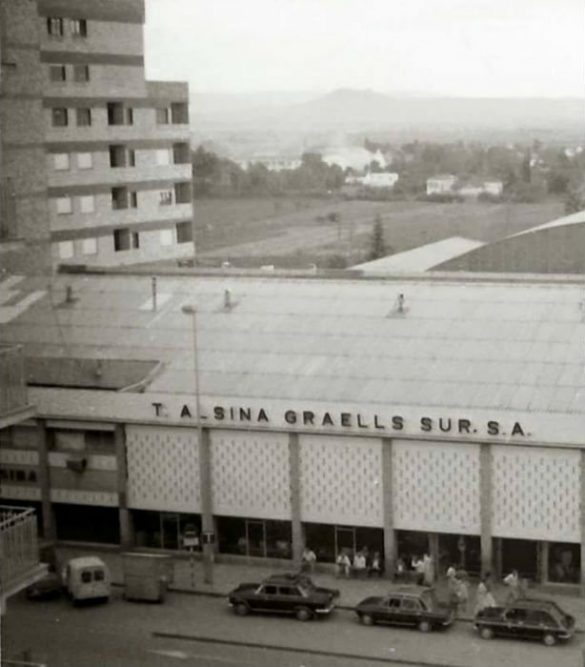 Alsina Graells Camino de Ronda Granada