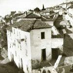 Antequeruela Alta y Carril de San Cecilio muy antigua. Granada